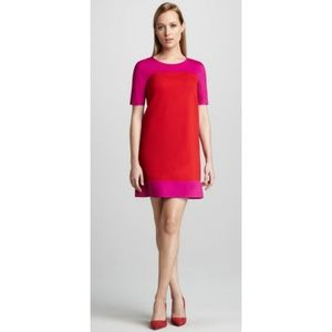 Kate Spade Racquel Colorblock Shift Dress - 12